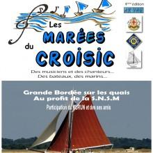 A noter sur vos agendas : Marées du Croisic édition 2014 le 5 Juillet